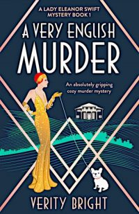 A Very English Murder -cover